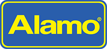 Alamo Rent a Car Retina Logo